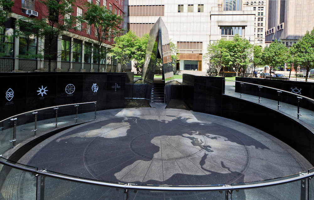 The Daily Show with Trevor Noah New York City, African Burial Ground National Monument, Manhattan,New York City ...