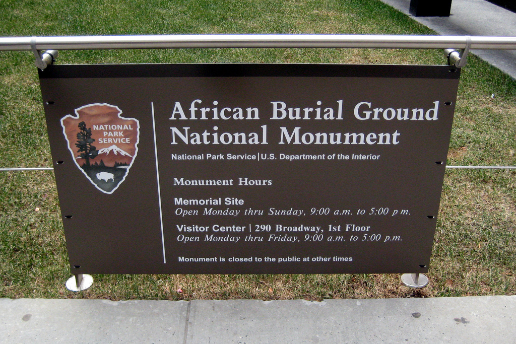 The Daily Show with Trevor Noah New York City, NYC - Civic Center: African Burial Ground National Monumen… | Flickr