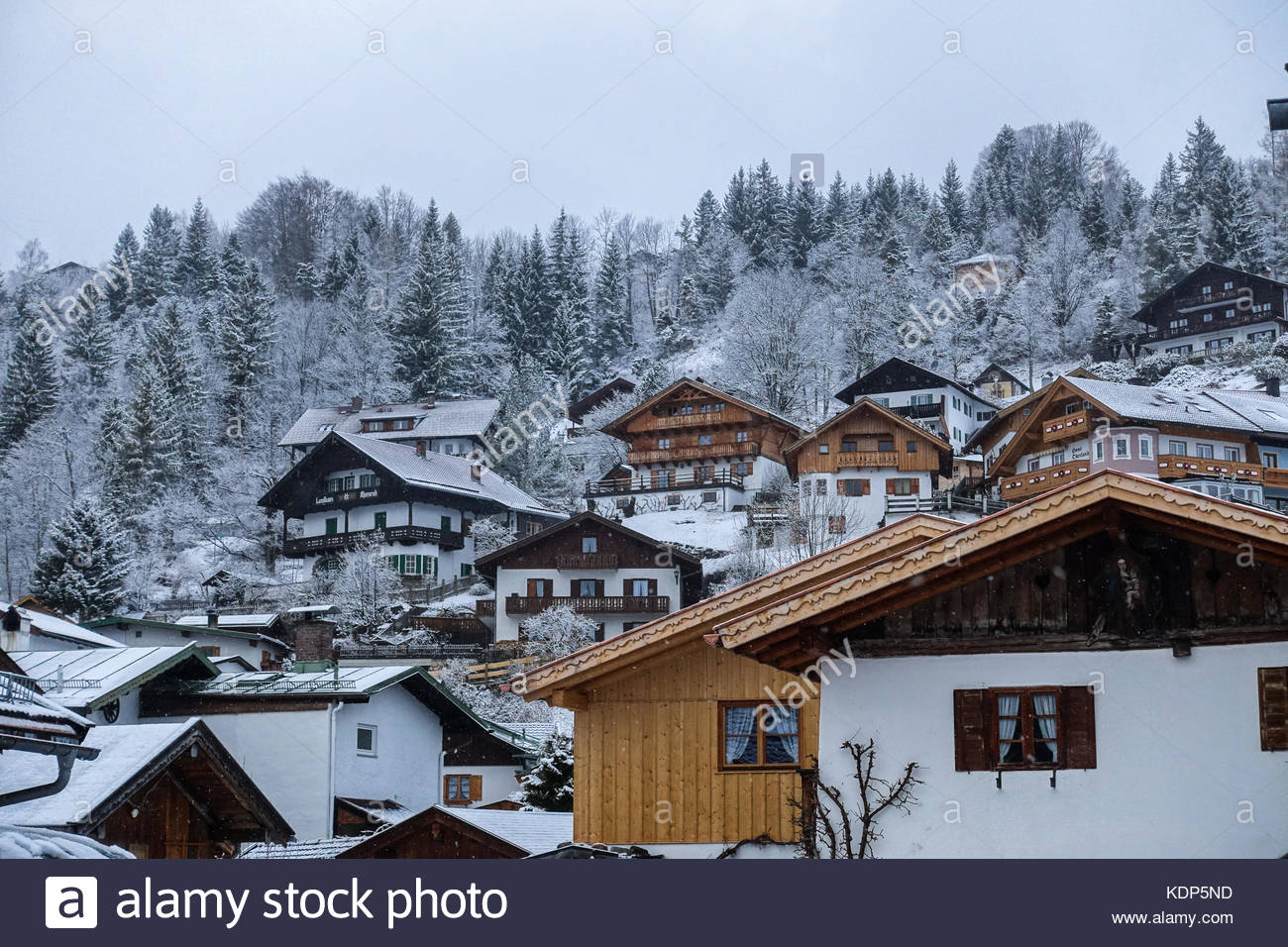 The Geigenbaumuseum The Bavarian Alps, Mittenwald Stock Photos & Mittenwald Stock Images - Alamy