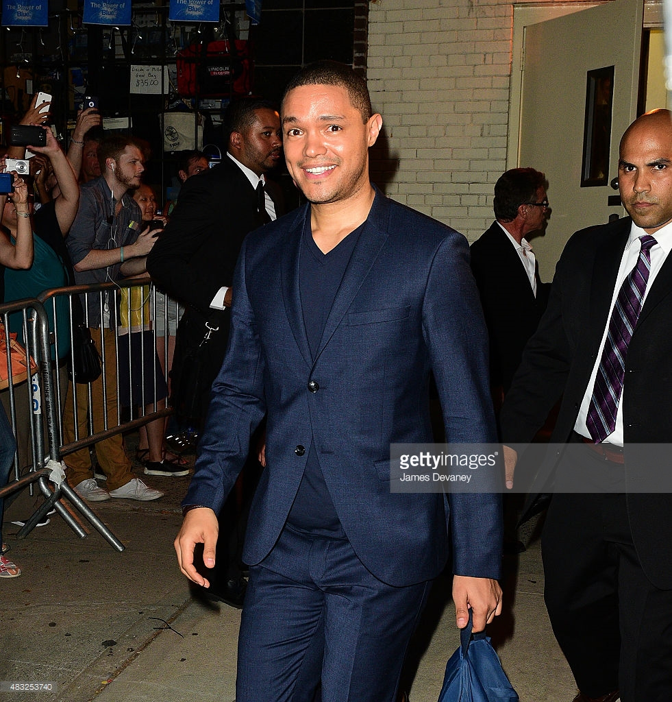 The Jewish Museum New York City, trevor-noah-leaves-the-daily-show-with-jon-stewart-at-the-daily-show -picture-id483253740