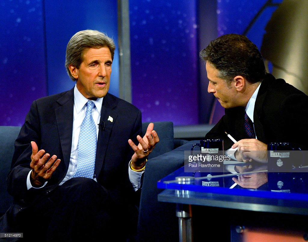 The Jewish Museum New York City, John Kerry On The Daily Show With Jon Stewart Photos and Images ...