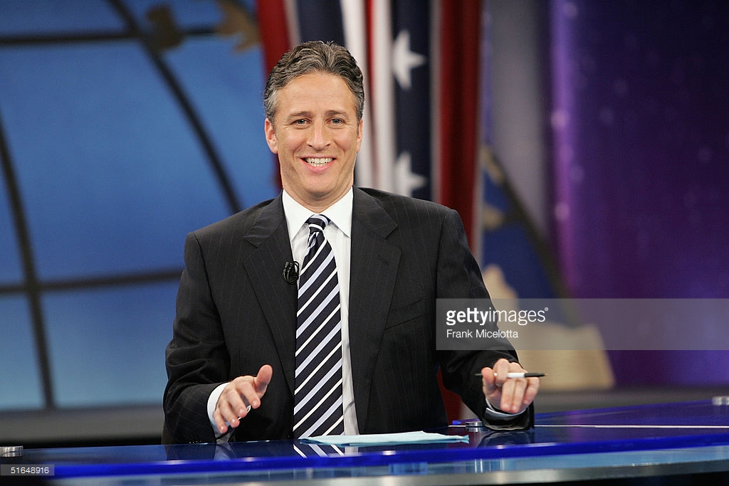 The Jewish Museum New York City, Jon Stewart Live Broadcast Photos and Images | Getty Images