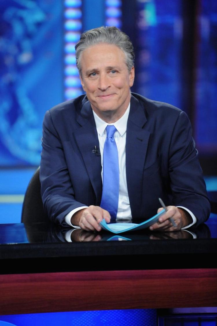 The Jewish Museum New York City, Jon Stewart says final farewell to 'The Daily Show' - NY Daily News