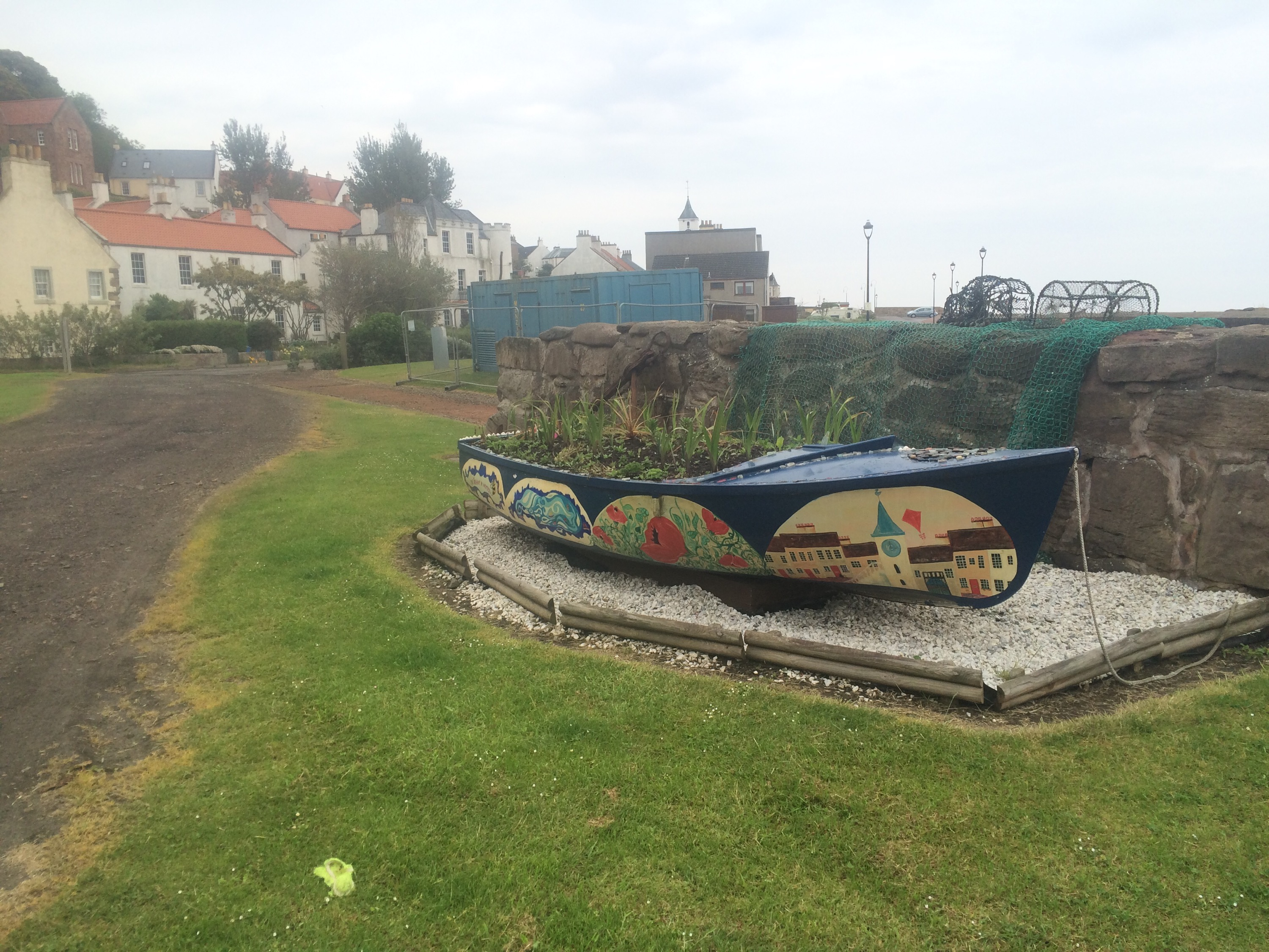 The Law Fife and Angus, Week 11- Fife and Angus – Lucy's Walk Around Britain