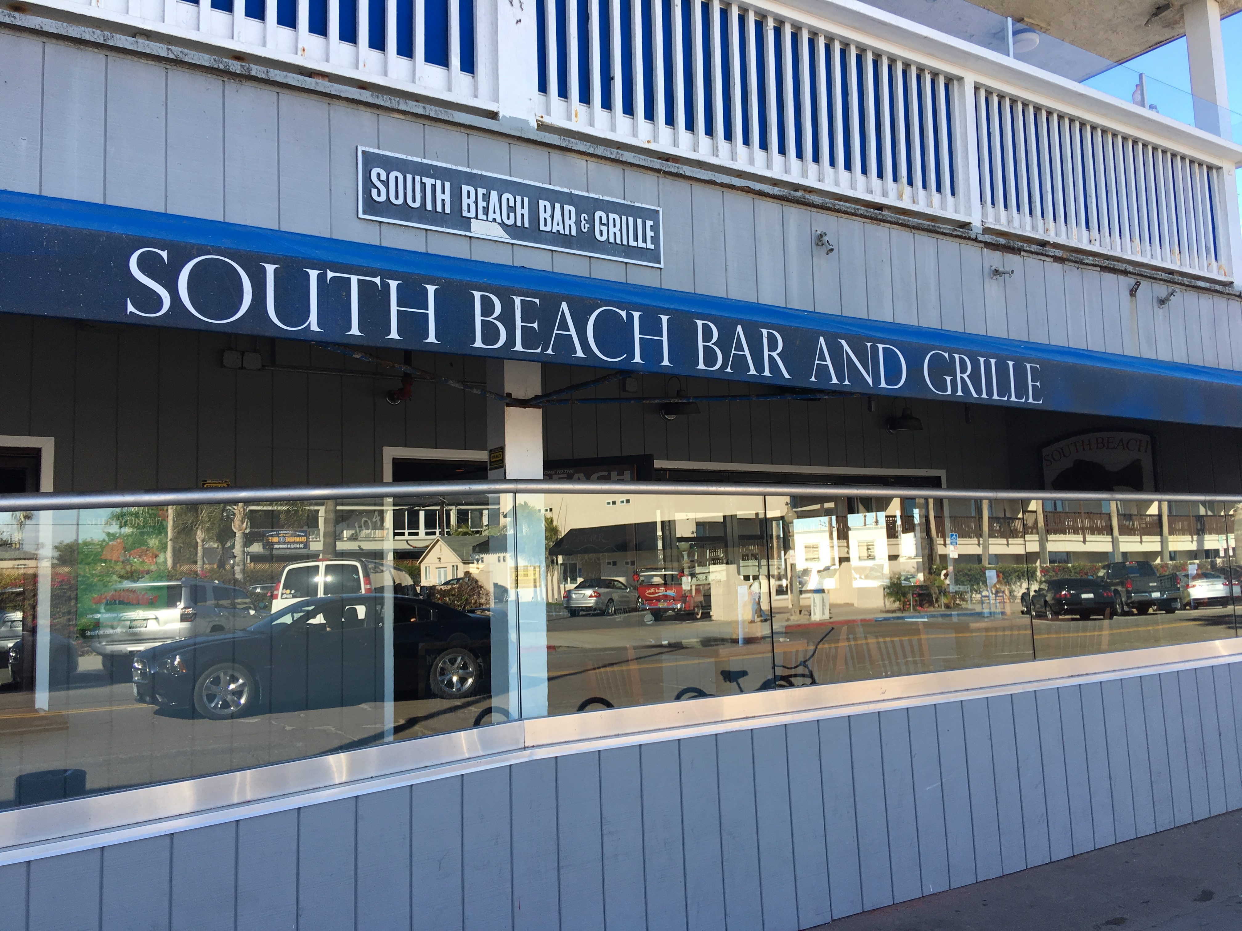 The New Children's Museum (NCM) San Diego, South Beach Bar and Grille in Ocean Beach - Dot Com Food