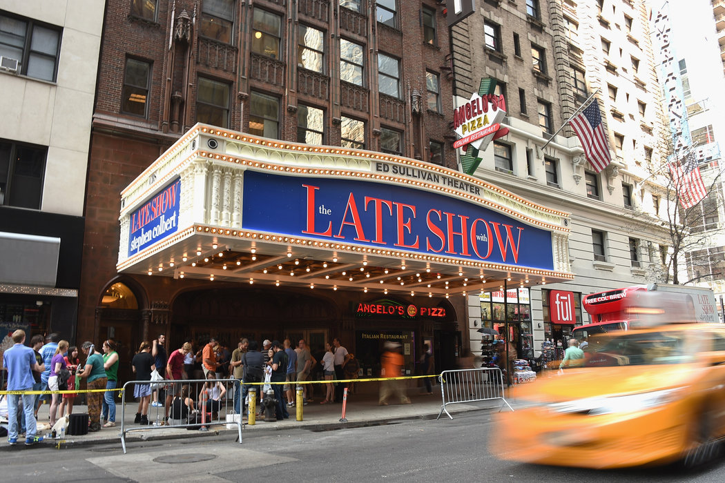 The Paley Center for Media New York City, What It's Like To Go To A Live Taping Of A Talk Show