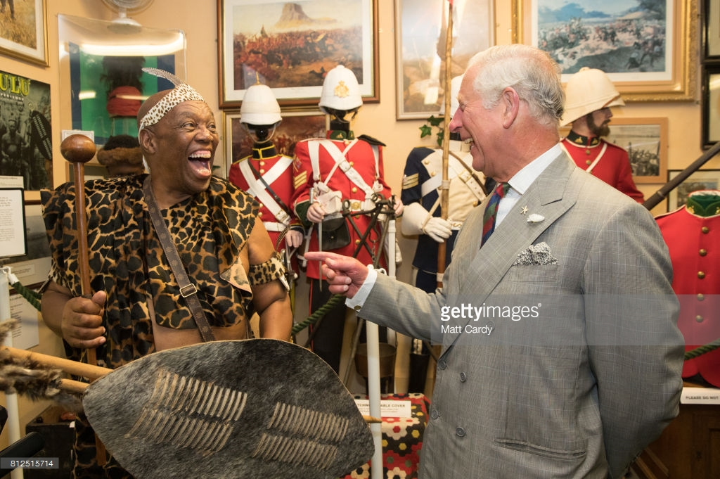 The Regimental Museum of the Royal Welsh South Wales, Fotos e imágenes de The Prince Of Wales Visits Wales - Day 3 ...