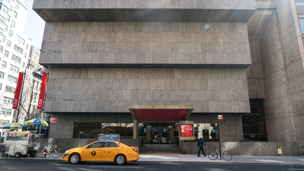 The Rink at Rockefeller Center New York City, A Look at the Met Breuer Before the Doors Open - The New York Times