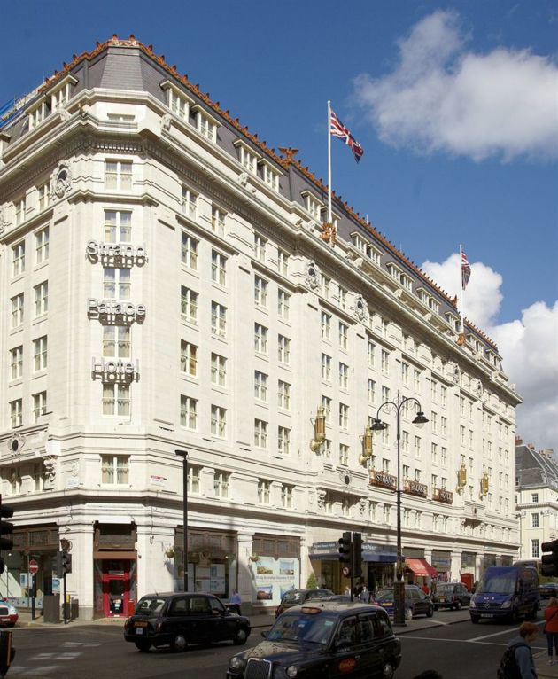 The Strand London, The Strand Palace Hotel (London) from £100 | lastminute.com