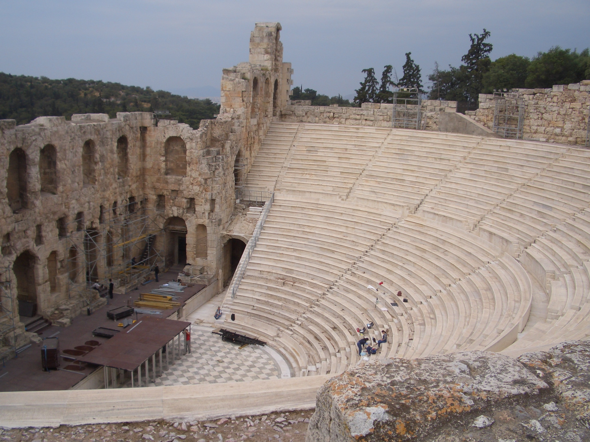 Theater of Dionysus Athens, Ancient Athens