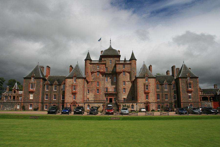 Thirlestane Castle The Borders and the Southwest, Thirlestane Castle   Castle in Lauder, Berwickshire   Stravaiging ...