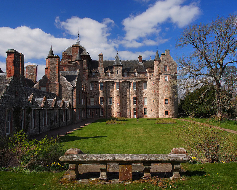 Thirlestane Castle The Borders and the Southwest, Thirlestane   Castles, Scotland and Scotland castles