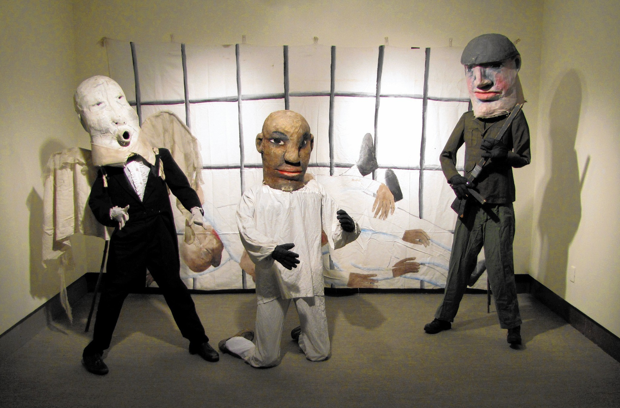 Three Bears Falls The Road to Hana, A Summerlong Celebration Of Puppetry At William Benton - Hartford ...