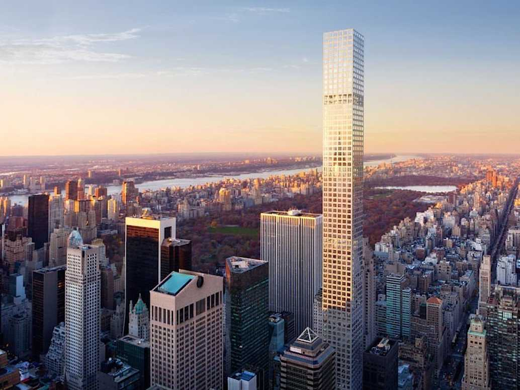 Times Square New York City, 432 Park Tallest Building In New York - Business Insider