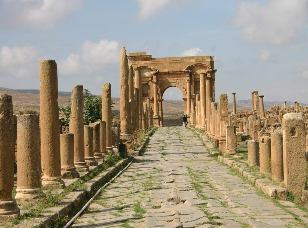 Timgad Timgad, Timgad - The Best Places to Visit in Algeria
