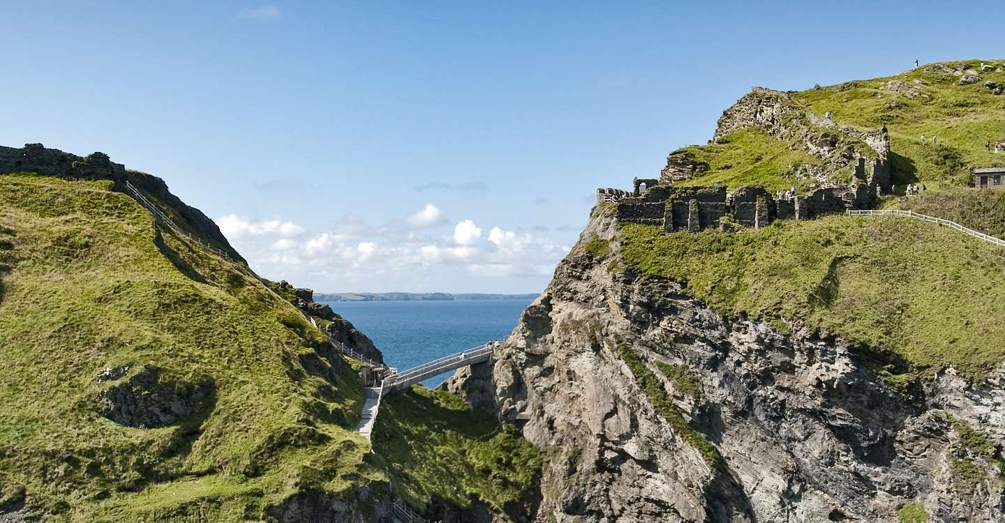 Tintagel Castle Tintagel, History of Tintagel Castle | English Heritage