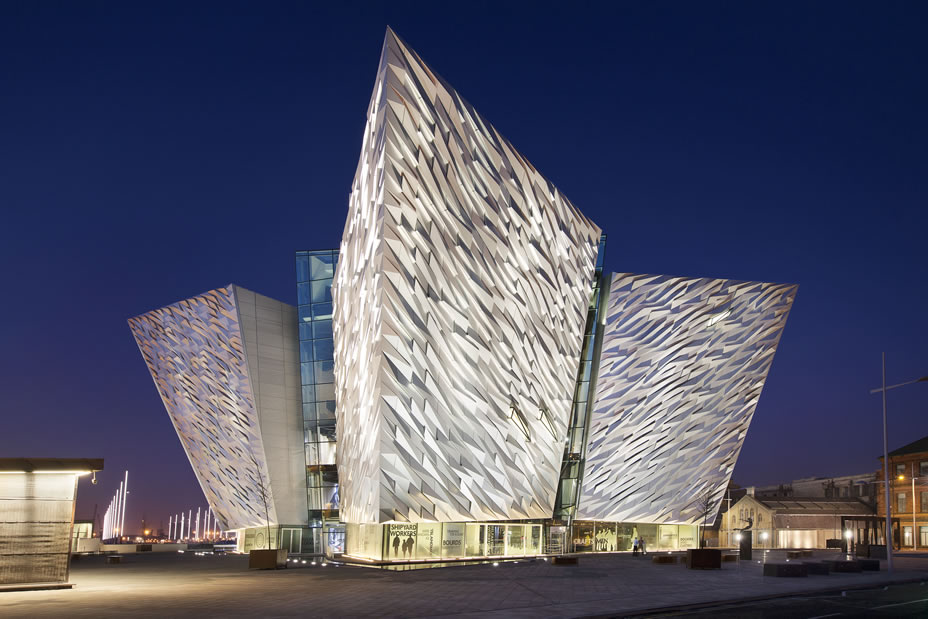 Titanic Belfast Belfast, Titanic Belfast — AV Installations / interactives « ISO