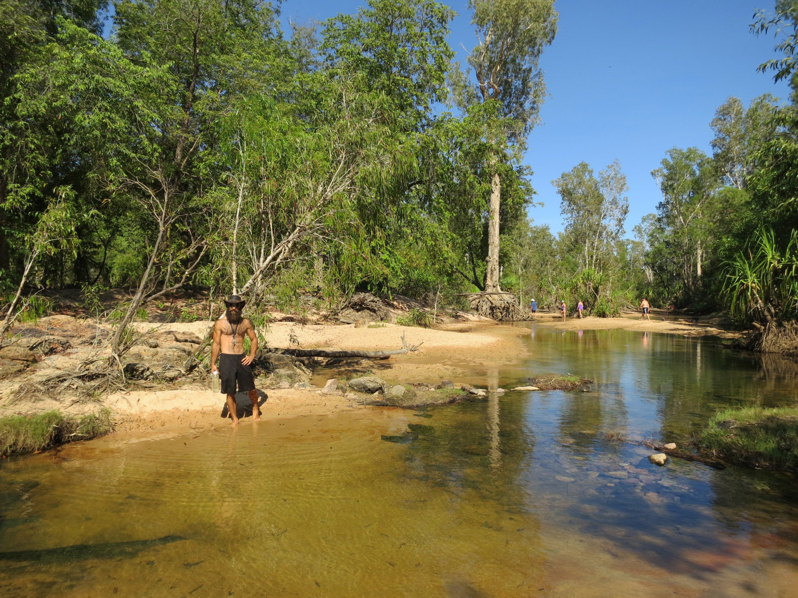 Tjuwaliyn (Douglas) Hot Springs Park Litchfield National Park, Experience : Butterfly Gorge | Our Naked Australia