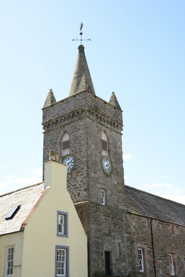 Tolbooth Arts Centre The Borders and the Southwest, Ancient and Modern - High Kirkland Cottage Holidays