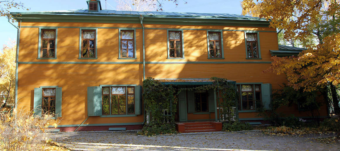 Tolstoy House Estate Museum Moscow, Leo Tolstoy's Estate Museum in Khamovniki: information and ...