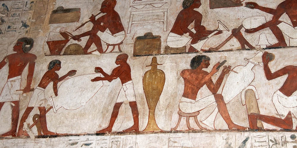 Tombs of Ramose, Userhet & Khaemhet Luxor, Amenhotep II Tomb (KV35) | Places to Visit | Pinterest | Ancient ...