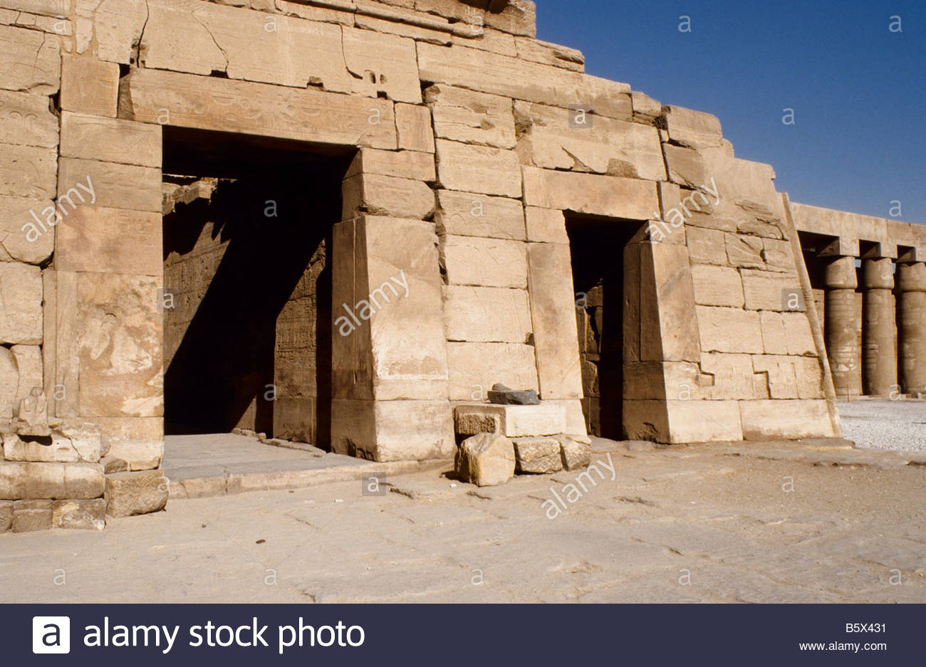 Tomb of Seti II (KV 15) Luxor, Seti Ii Stock Photos & Seti Ii Stock Images - Alamy