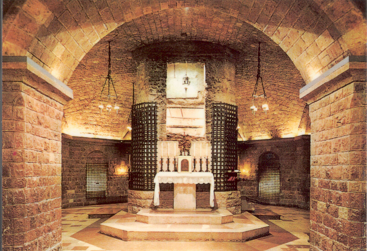 Tomb of St Francis Assisi, Capuchin Franciscan Vocations Ireland: Tomb of St Francis of ...