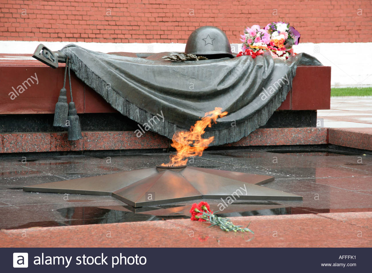Tomb of the Unknown Soldier Moscow, tomb of the unknown soldier moscow Stock Photo, Royalty Free Image ...