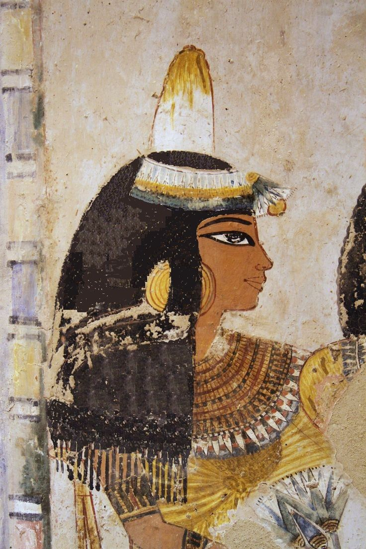 Tombs of Menna, Nakht & Amenemope Luxor, 15 best Makeup Ancient Egypt images on Pinterest | Egyptian art, A ...