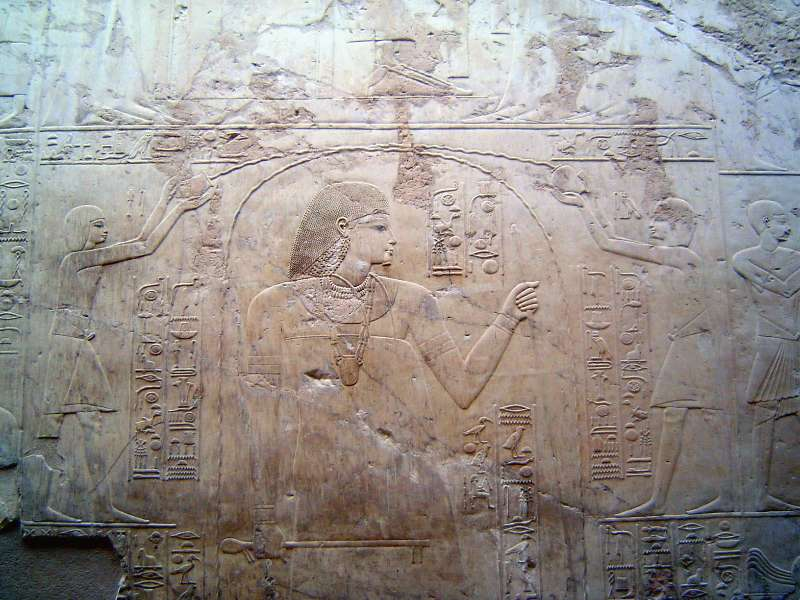 Tombs of Ramose, Userhet & Khaemhet Luxor, Travel to Egypt: Tomb of Ramose with the The Great Mirror