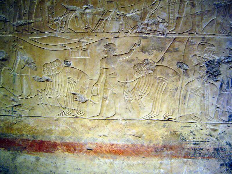 Tombs of Ramose, Userhet & Khaemhet Luxor, Travel to Egypt: Tomb of Khaemhet with the The Great Mirror