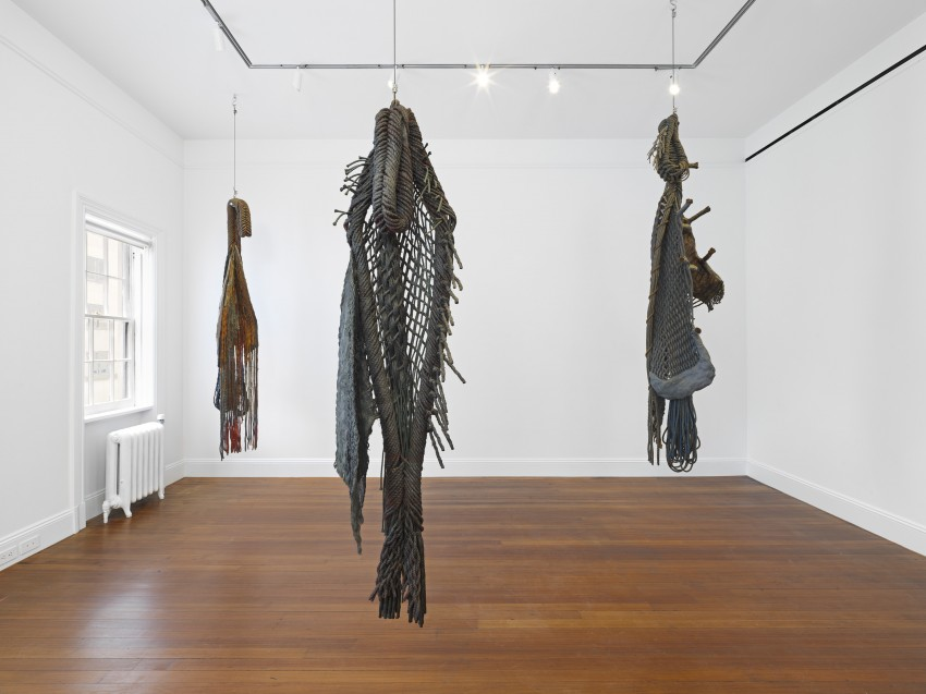 Top of the Rock New York City, New York – Françoise Grossen at Blum & Poe Through August 14th ...