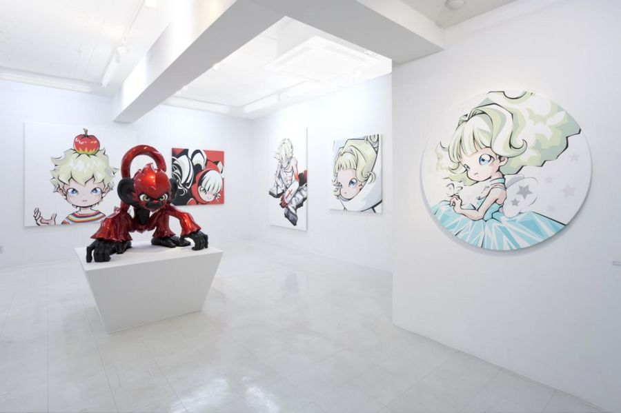 Toranomon Hills Tokyo, 松浦浩之個展「Super Acrylic Skin - Sweet Addiction」 | Exhibitions ...