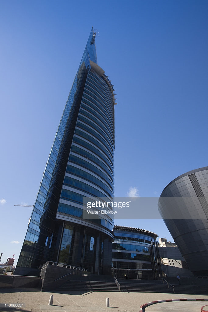 Torre Antel Montevideo, Uruguay Montevideo Torre Antel Tower Stock Photo | Getty Images