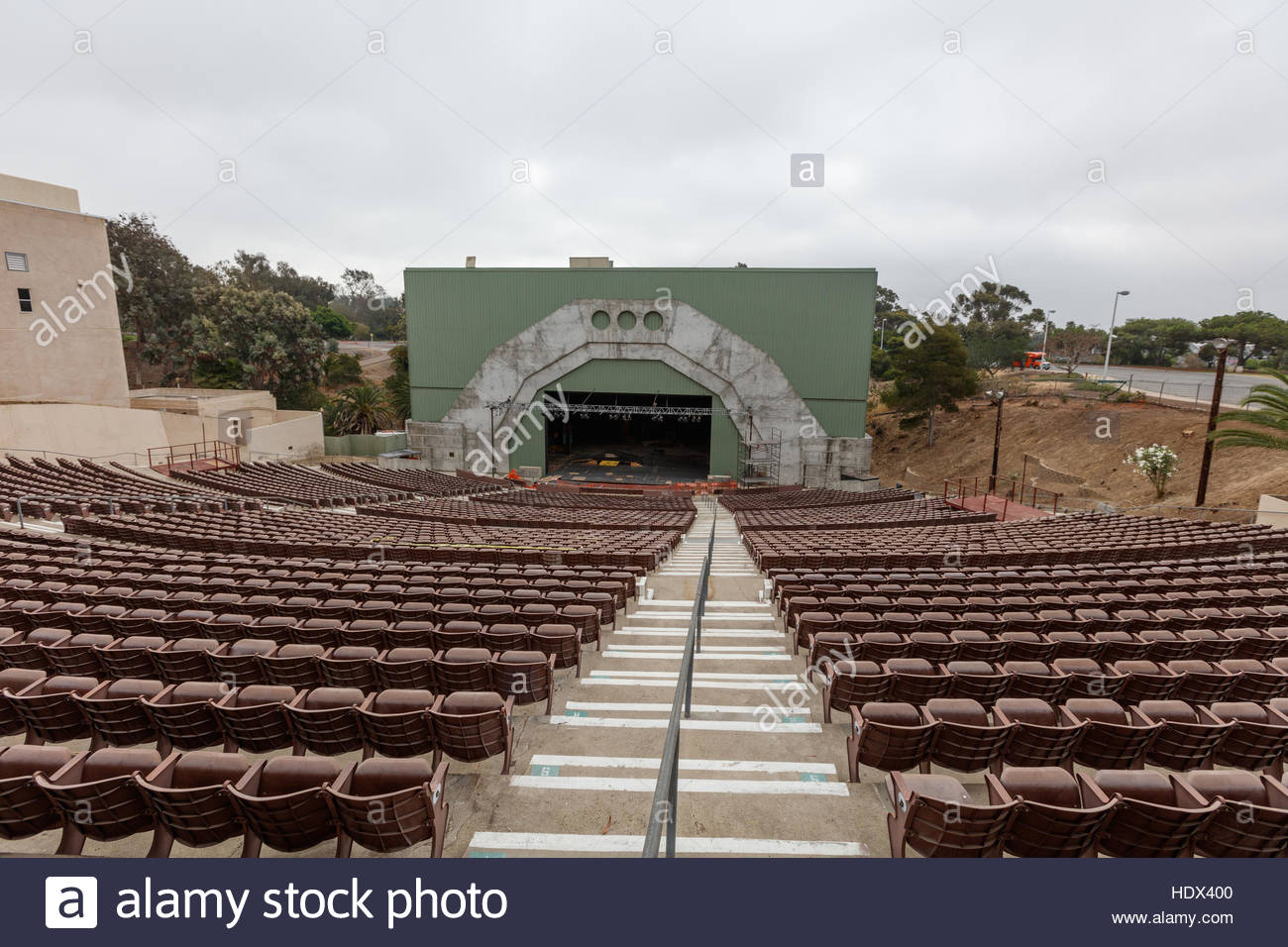 Torrey Pines State Beach and Reserve San Diego, the Starlight Bowl, San Diego, CA, USA Aug. 2016 Stock Photo ...