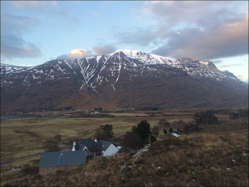 Torridon Visitor Center The Northern Highlands and the Western Isles, Torridon self catering accommodation | Struan Cottage Wester Ross