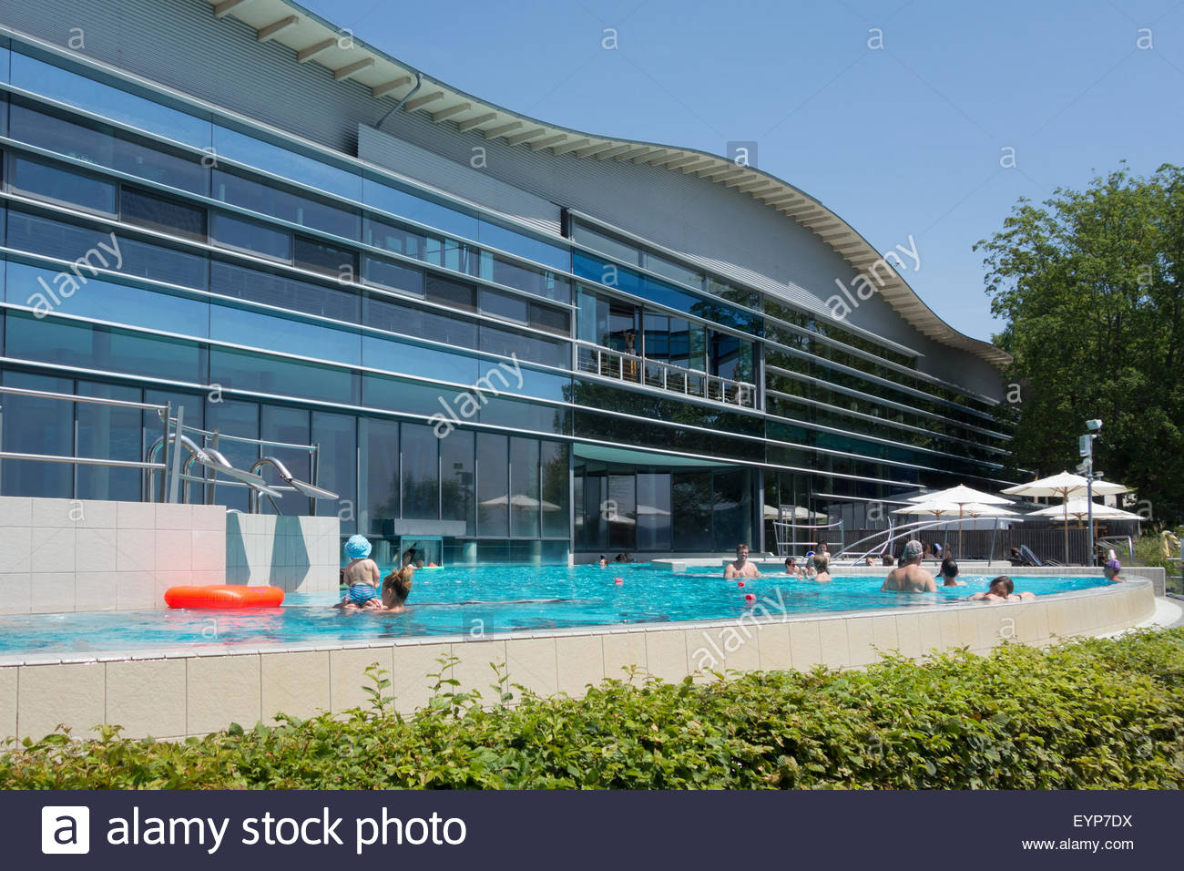 Toskana Therme Bad Schandau Saxony, Saxony-Anhalt and Thuringia, Therme Germany Stock Photos & Therme Germany Stock Images - Alamy