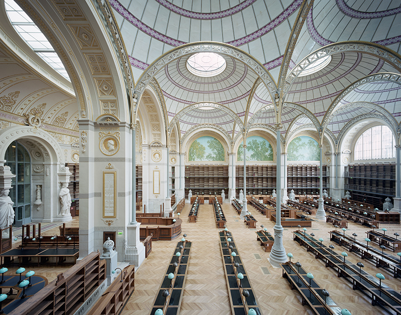 Tour Jean Sans Peur Paris, former national library of france reopens after a decade