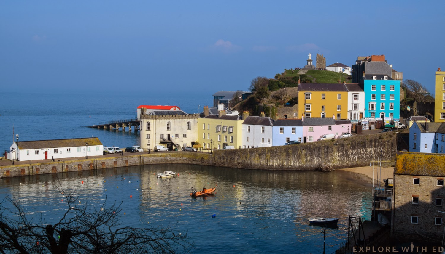 Town Trails of Tenby South Wales, Six Reasons To Visit Tenby in Wales | Explore With Ed | A Cardiff ...