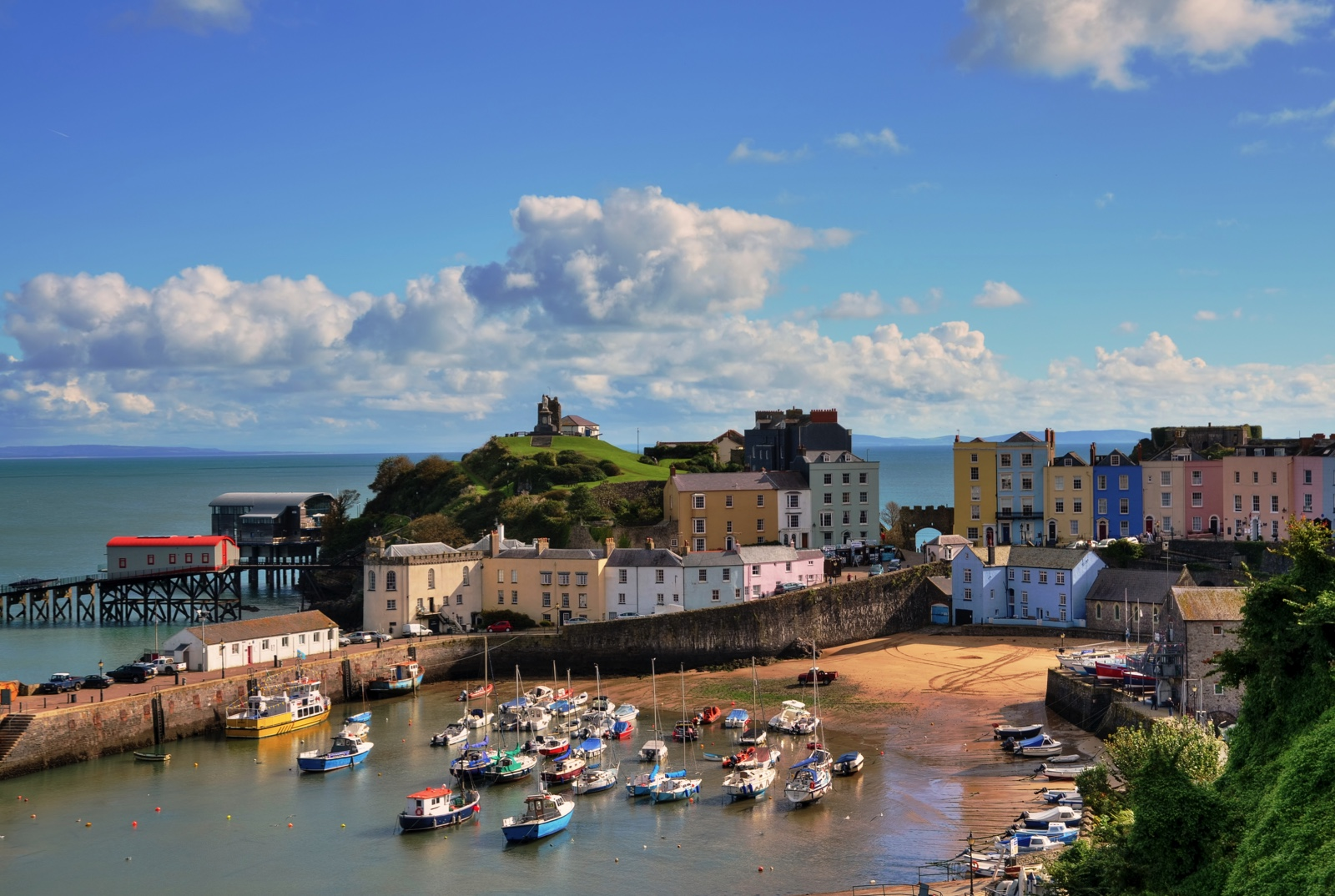 Town Trails of Tenby South Wales, Walk: Tenby, Pembrokeshire | Countryfile.com