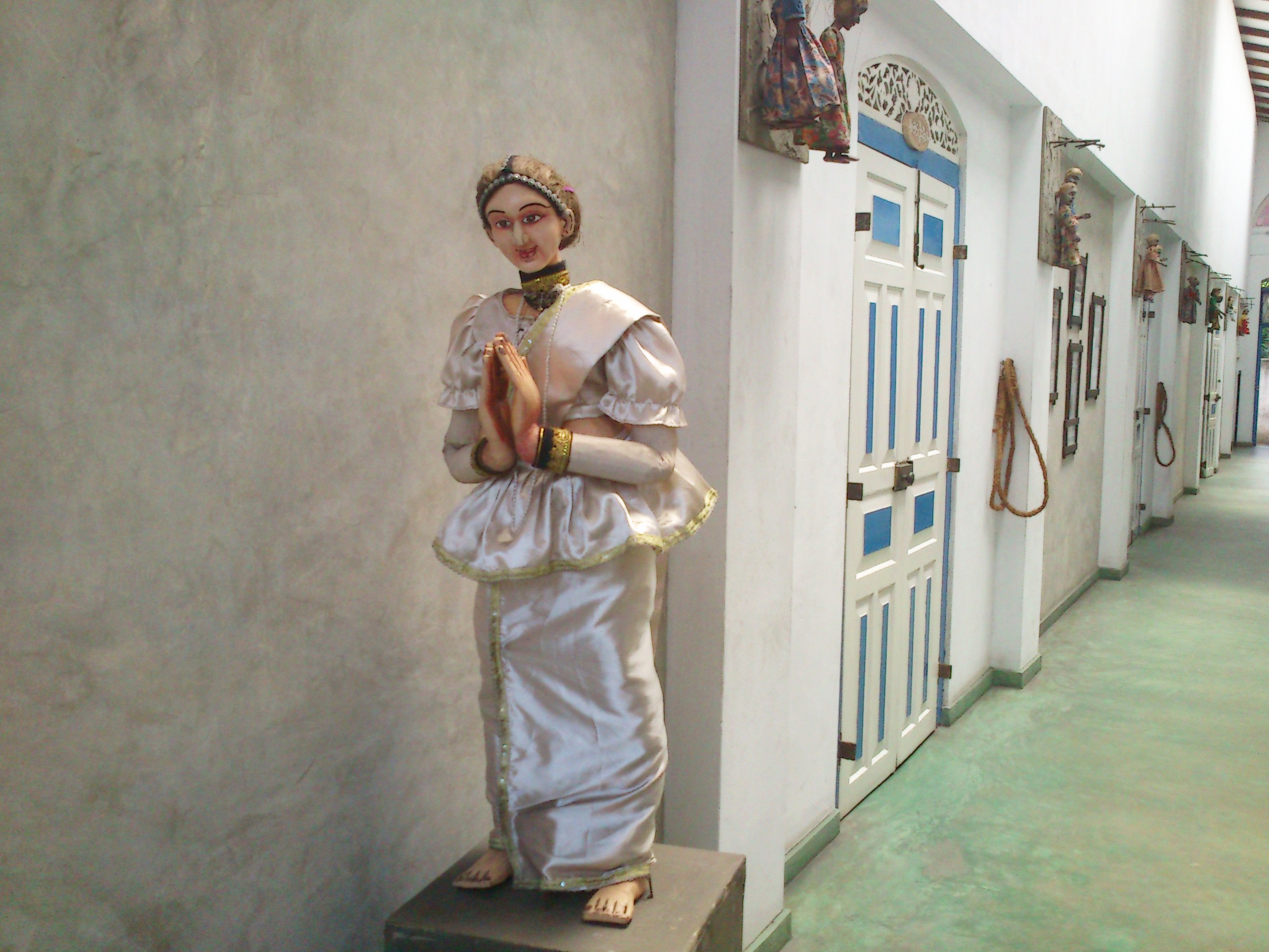 Traditional Puppet Art Museum Colombo, World Around Us | Mumsibles