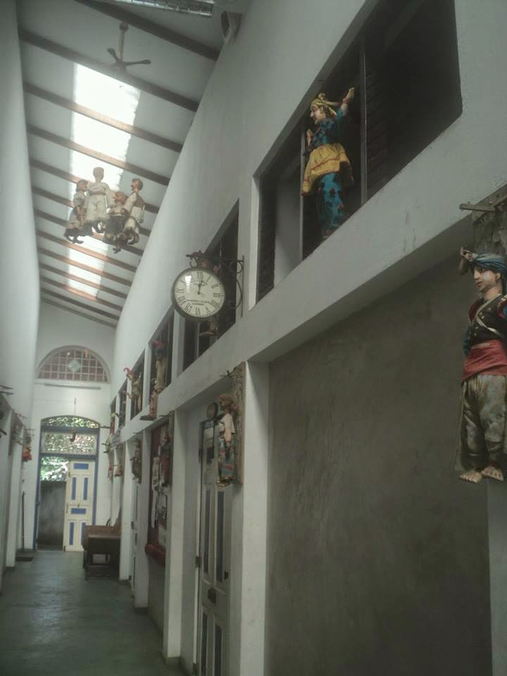 Traditional Puppet Art Museum Colombo, Traditional Puppet Art Museum – Savaary Sri Lanka