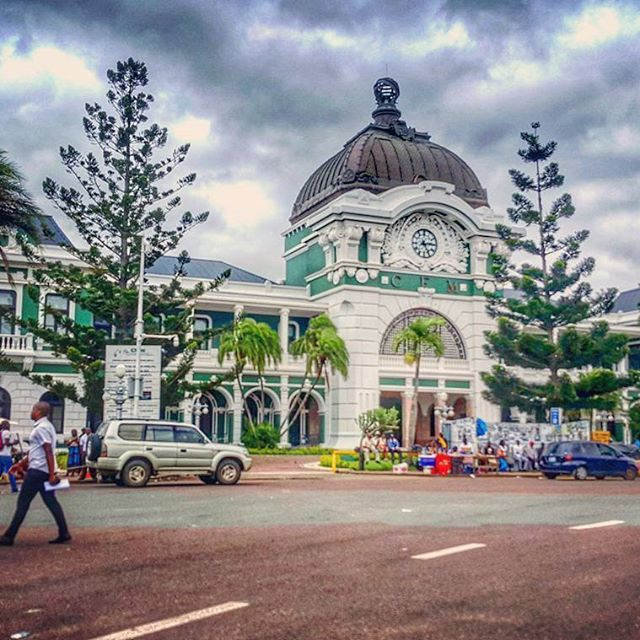 Train Station Maputo, Maputo's Train Station is one of the city's most important and ...