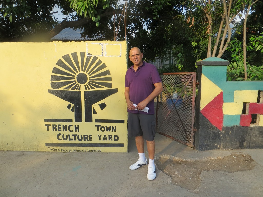 Trench Town Culture Yard Kingston, Trench Town, Kingston, Jamaica – Mahesa Abeynayake
