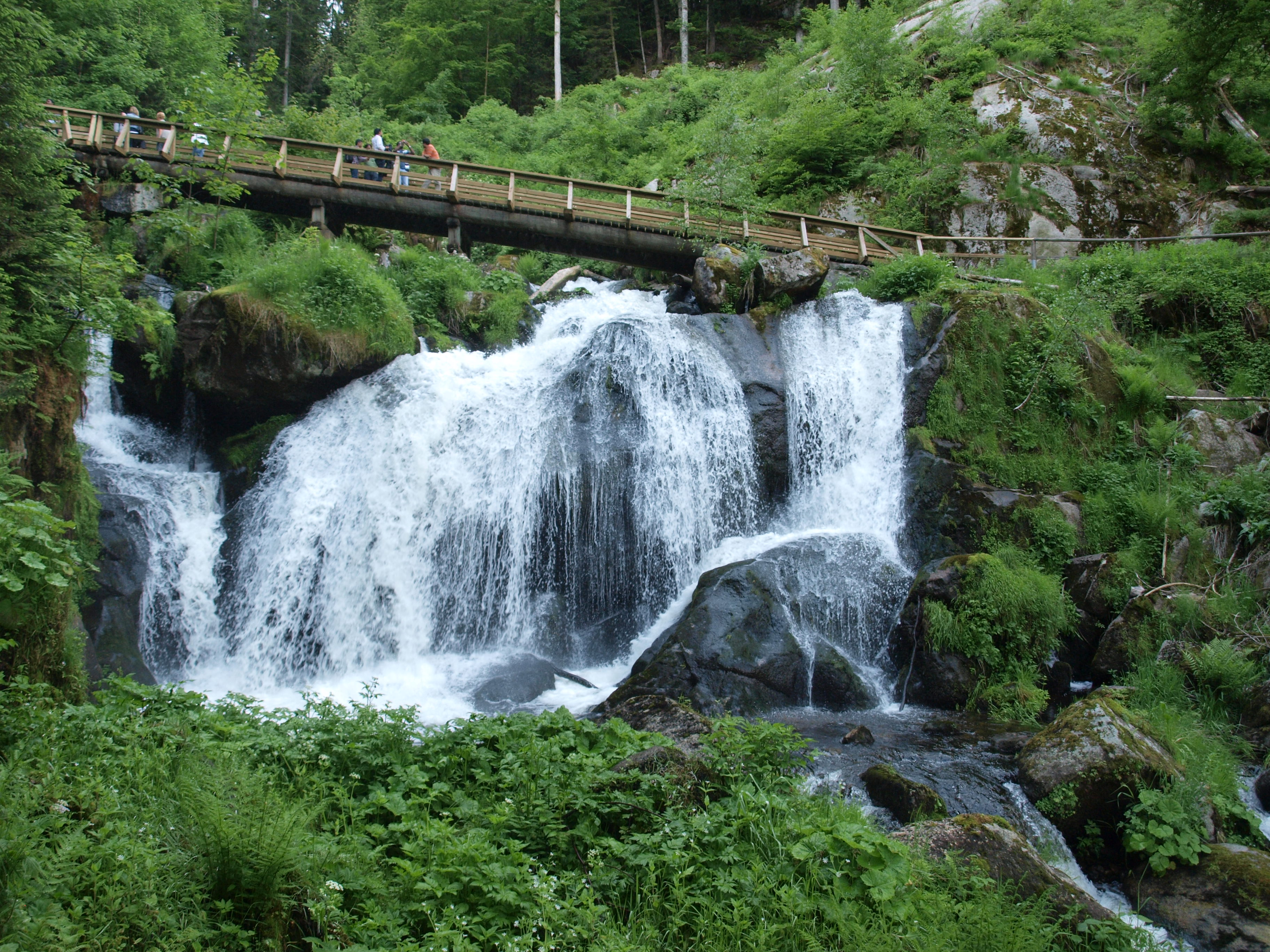 Triberg Waterfalls The Black Forest, 1 – A Day in Triberg, Black Forest | prima donna dream