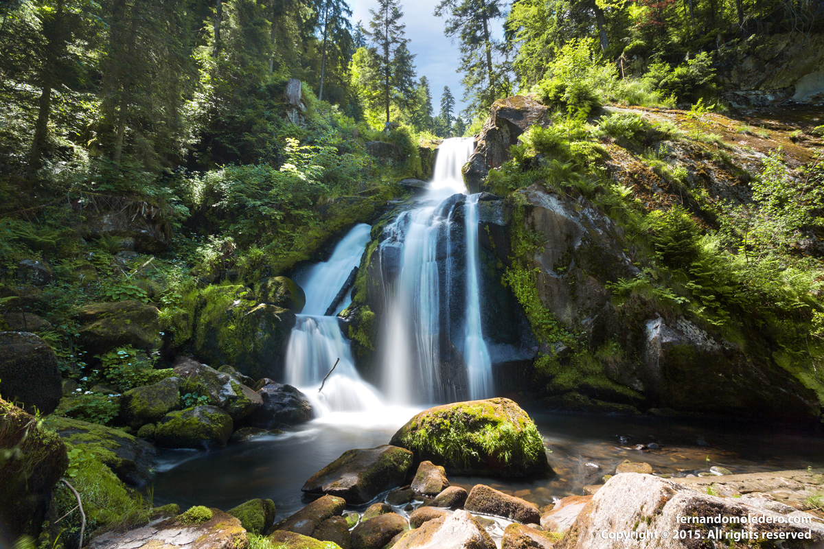 Triberg Waterfalls The Black Forest, Fernando Moledero Photography: Triberg waterfall in the Black Forest