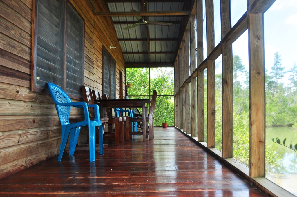 Tropical Education Center and Belize Zoo Jungle Lodge Belize City, Accommodations - The Belize Zoo