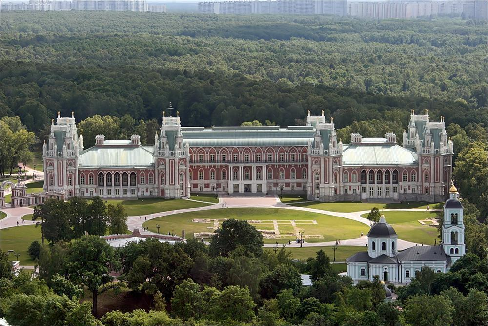 Tsaritsyno Moscow, Tsaritsyno Park. Attractions — Moscow Travel Guide