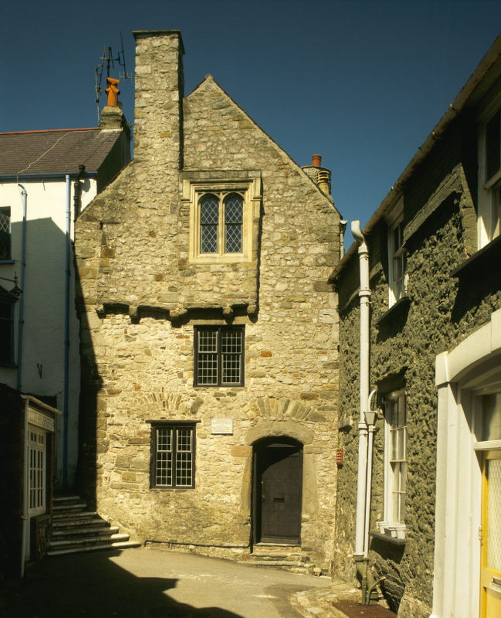 Tudor Merchant's House South Wales, 25 gorgeous homes, mansions and castles that prove Wales is the ...