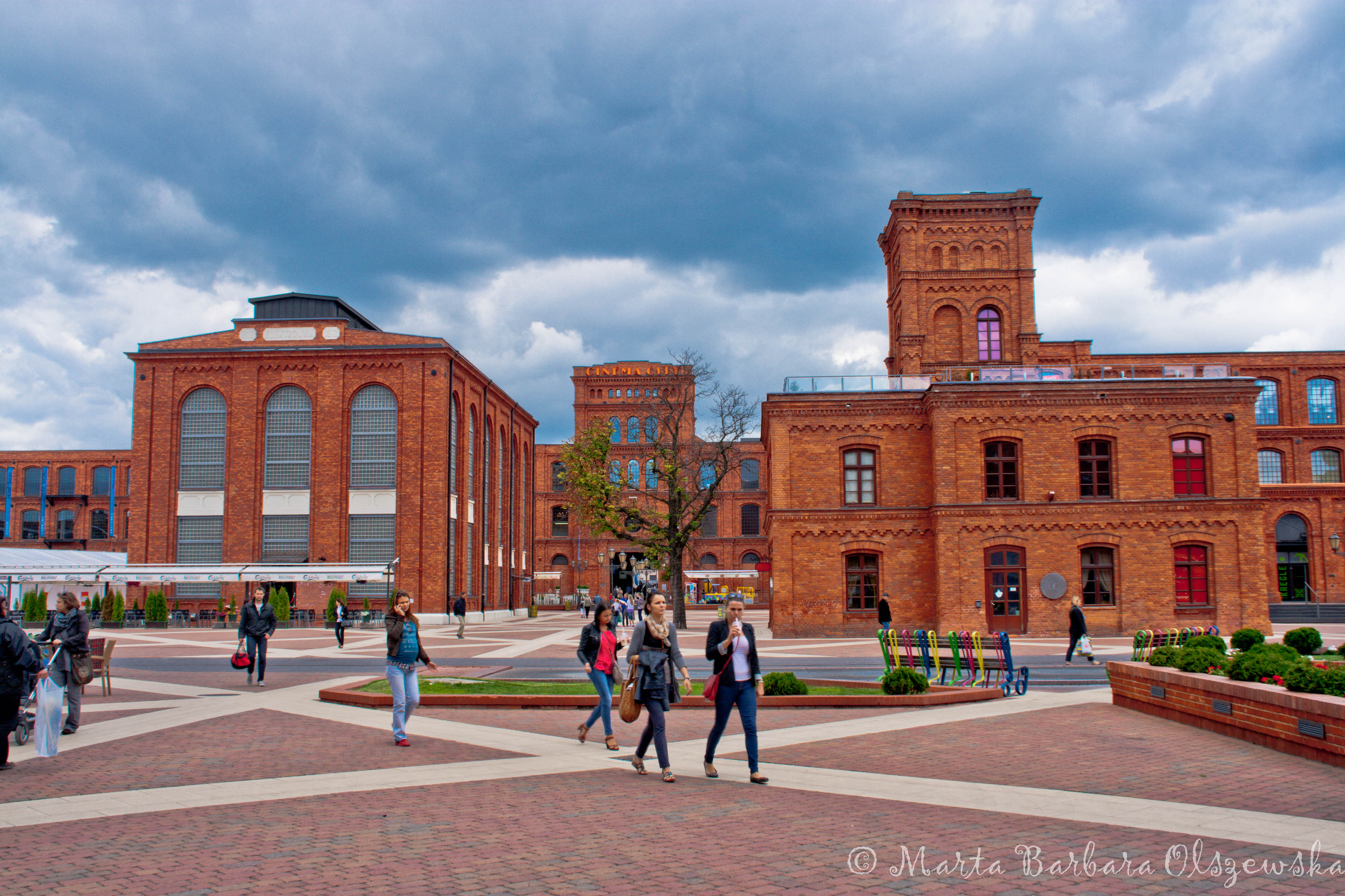 Tum Church Excursions from Warsaw, AB Poland Travel » Lodz tour from Warsaw